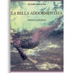 LA BELLA ADDORMENTATA.  Foto di VITTORIO PESCATORI Pagine 142. Formato 24x22. Collana Haliotis. Edizioni La Conchiglia Capri.