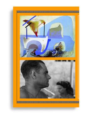 TRACCE DELL'ISOLA - 1936-1956 Arti visive, cronache e letteratura tra Capri ed Anacapri. A cura di Gianluca Riccio. Pagine 113. Formato 24,50x23,50. Collana Haliotis. Edizioni La Conchiglia Capri.