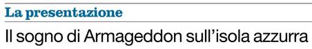 Presentazione Armageddon Gaudeamus