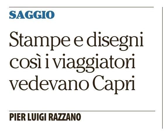 Banner - Pierluigi Razzano su Repubblica Napoli recensisce Alla ricerca dell'isola perduta di Mimmo Oliviero, Edizioni La Conchiglia