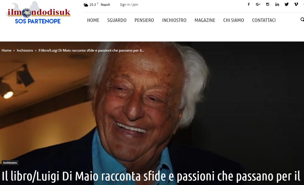 articolo ilmondodisuk.com presentazione Di Majo