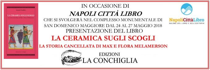 banner locandina presentazione forcellino Napoli