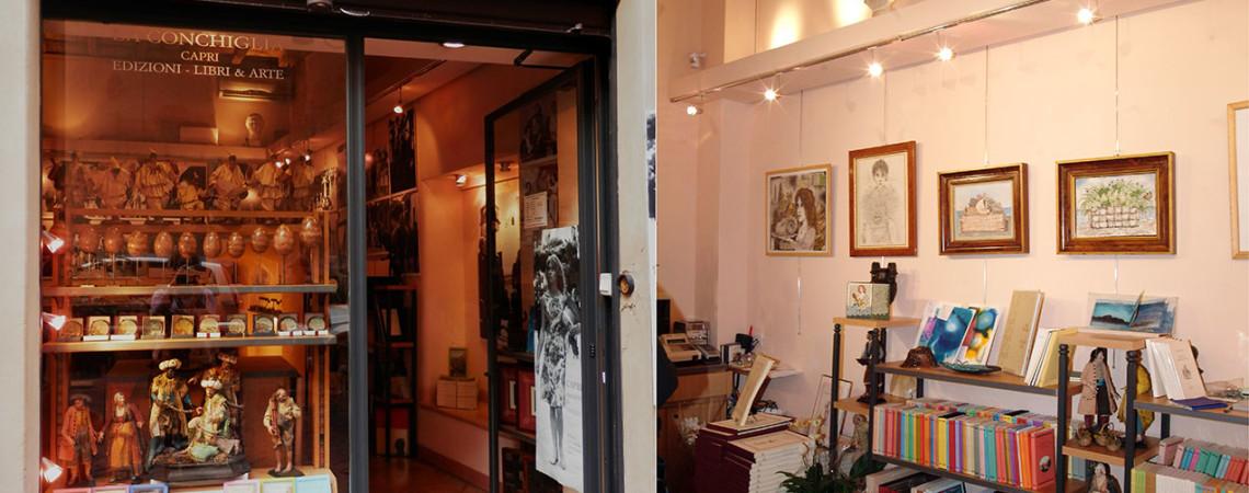Libreria La Conchiglia, via dei Pianellari, 17 - 00186 Roma